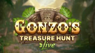 Gonzo's Treasure Hunt – Uusi livepeli tulossa!