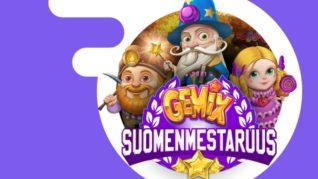 Ota Gemix haltuun ja voita jopa 10 000 euroa Nopeampi.comilla