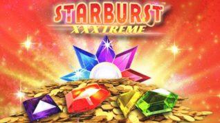 Tutustu Starburst XXXtreme -peliuutuuteen ja osallistu käteisarvontaan – jaossa 150 000 euron palkintopotti